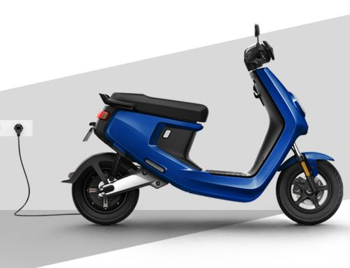 NIU електрически скутери