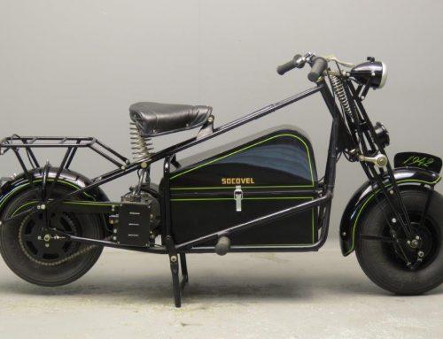 Електрическите мотоциклети – от миналото до бъдещето